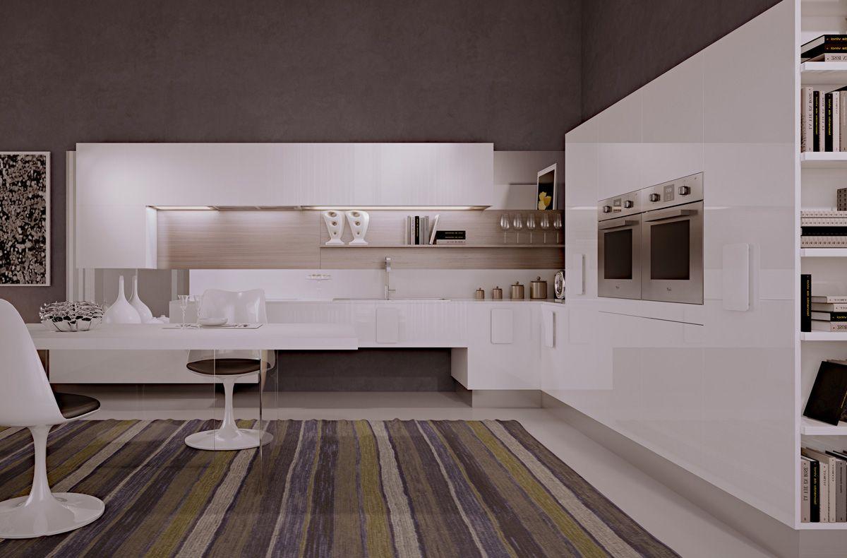 Mobili Scic ~ Cucina solobianco scic cucine italia interior kitchen