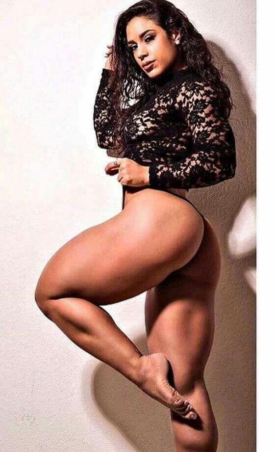 Women With Big Legs