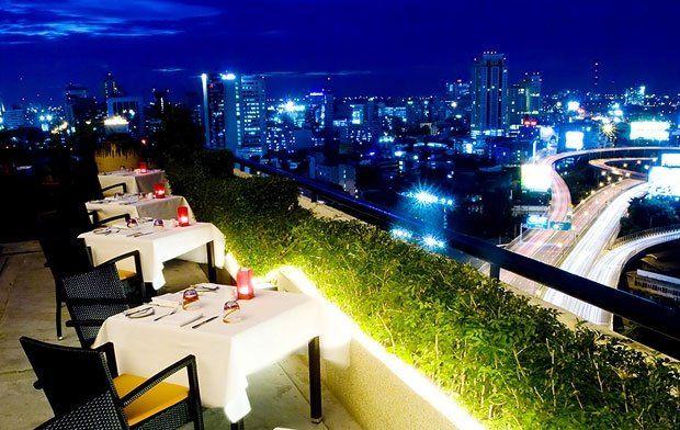 Lounge Ática Tailandia Sky