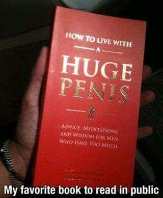 the big penisbook