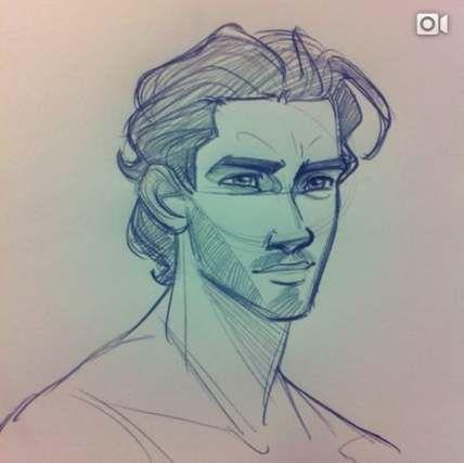 Hair drawing men character inspiration 25 ideas -   14 mens hair Drawing ideas
