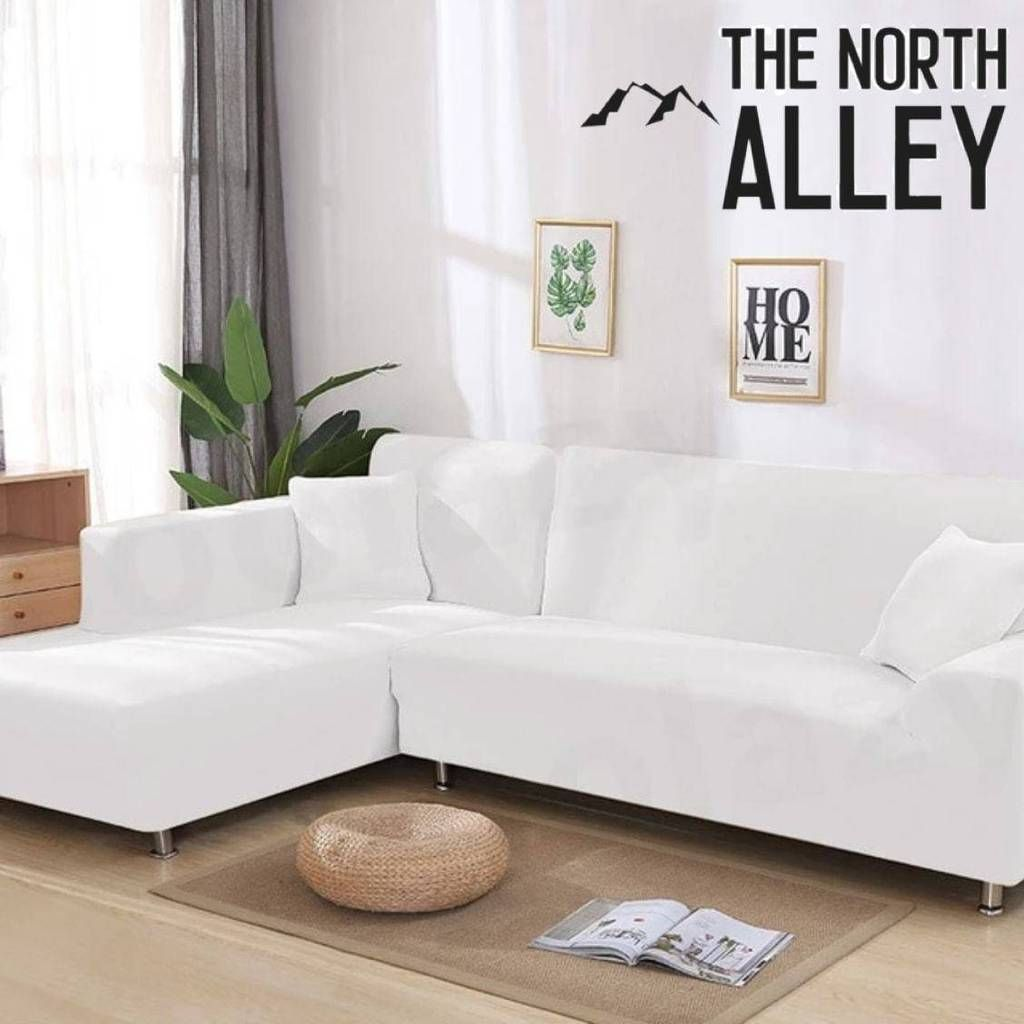 Waterproof Couch Covers The North Alley Sofa Covers Slipcovers Types Of Sofas