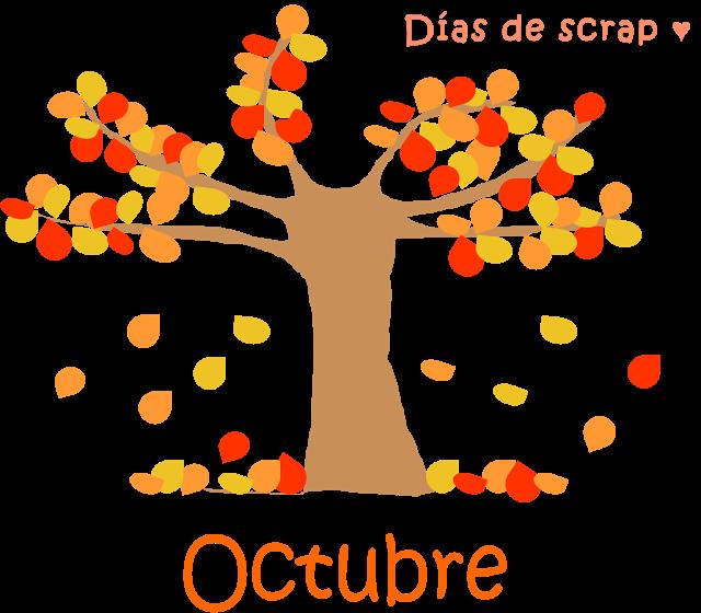 Fechas Talleres Dulces De Octubre: Calendario Del Mes De Octubre De Descarga Gratuita