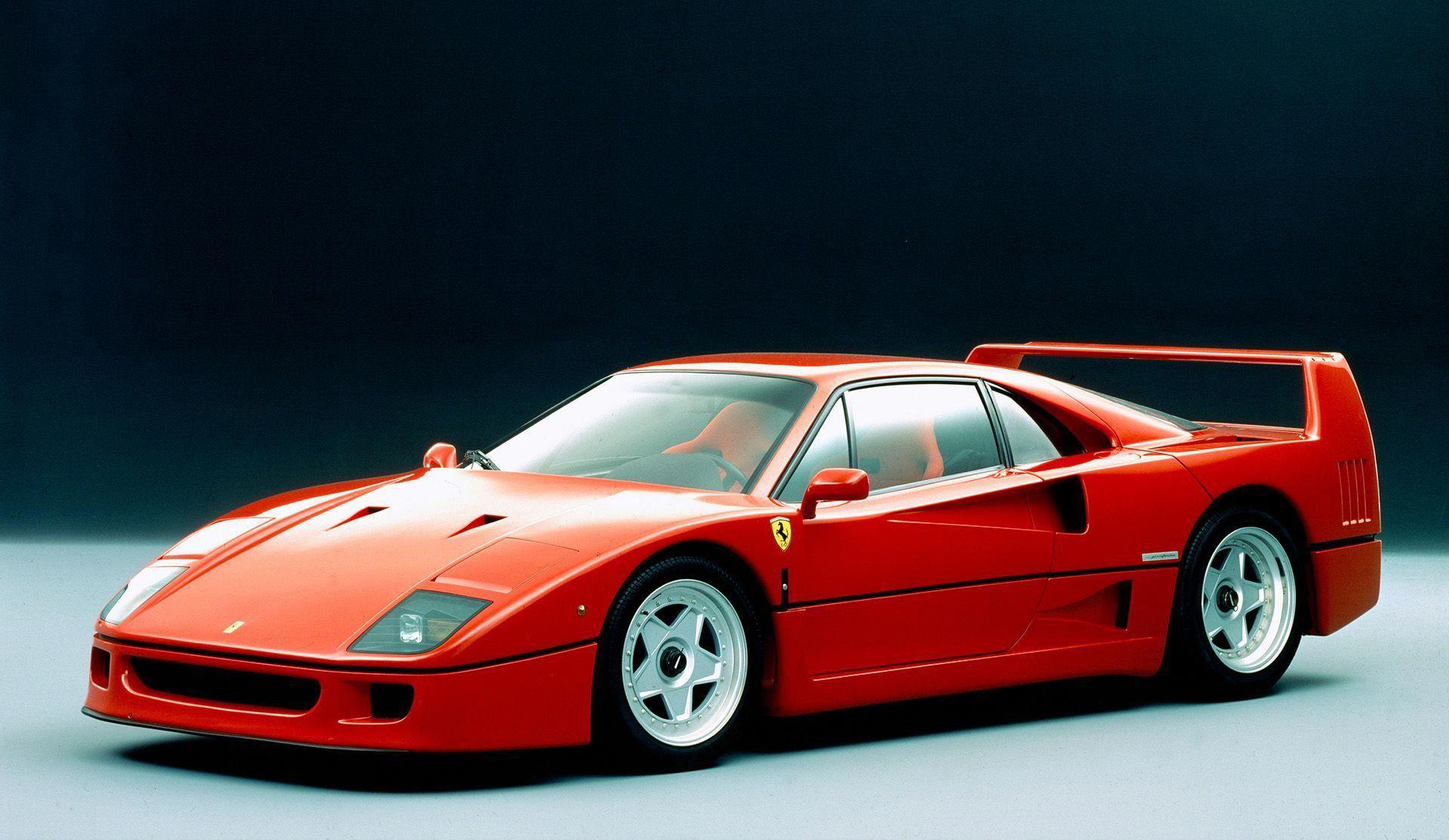 Ferrari F40: A Photo Retrospective - The Drive #lamborghini #ferrarif80 Ferrari F40: A Photo Retrospective - The Drive #lamborghini #ferrarif80