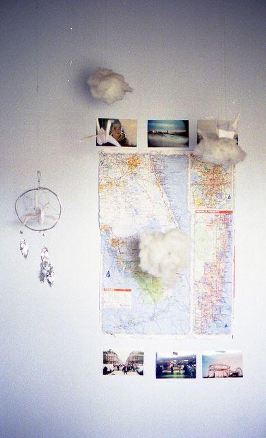 mapas y fotos