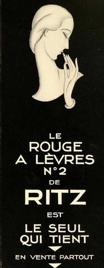 Publicidad art deco, década del 20.