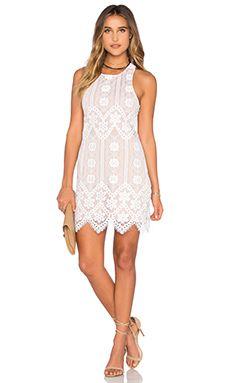 453460d280d For Love   Lemons x Revolve Dress in White   Nude