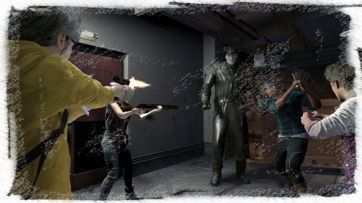 Resident Evil Resistance Controles Do Ps4 Em 2020 Ps4