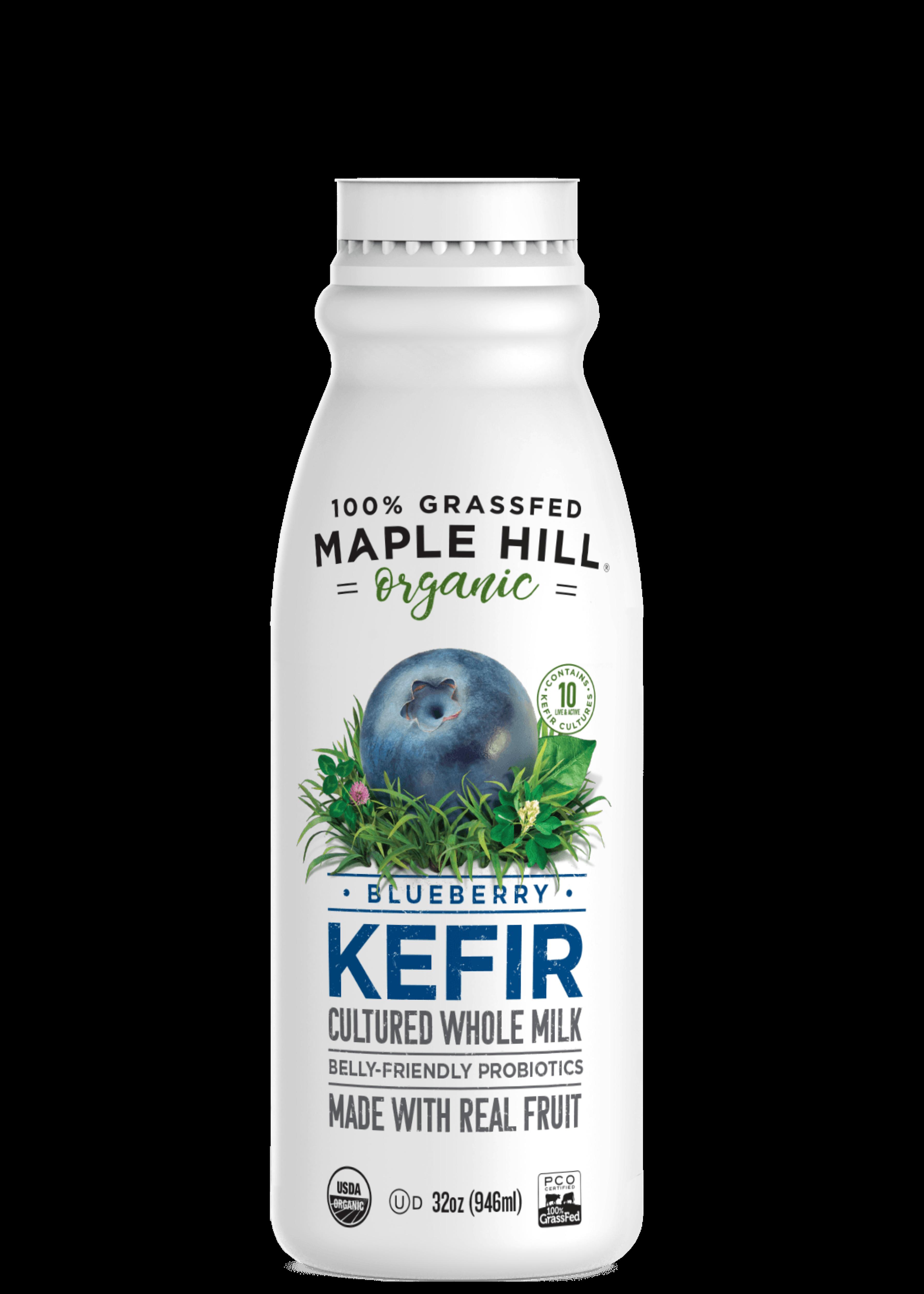 Kefir Kefir Organic Maple Syrup Grass Fed Milk