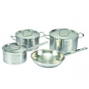 Brabantia Stainless Steel Favourite 7 Piece Cookware Set