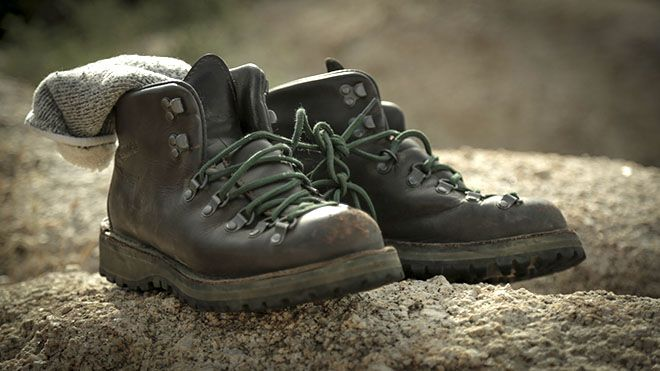 adventure journal – Made in America: Danner Mountain Light Boots ...