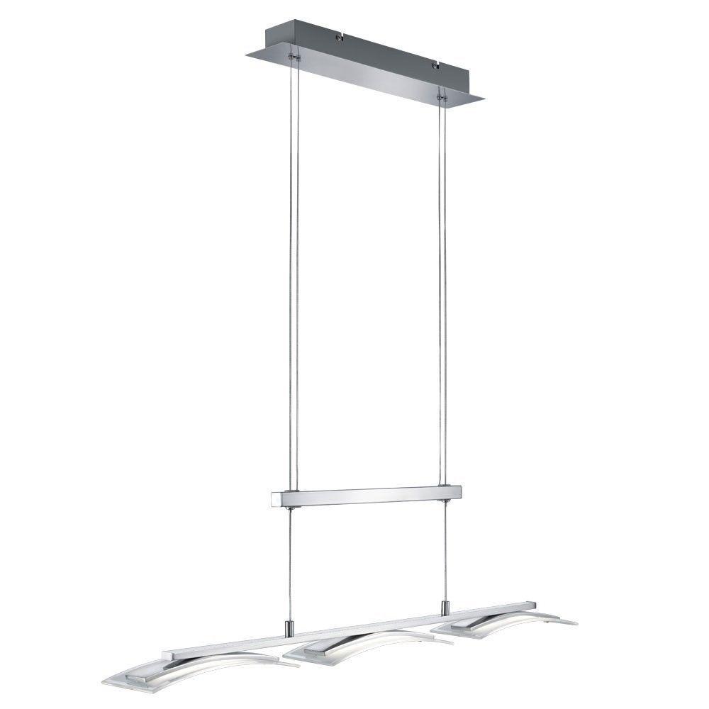 Elegant Details Zu LED Jojo Luxus Pendel Leuchte Glas Höhen Verstellbar Esszimmer  Hänge Lampe IP20