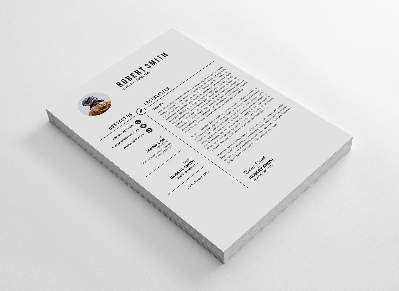 Resume BleedsSizePapercustomize Resume, Resume