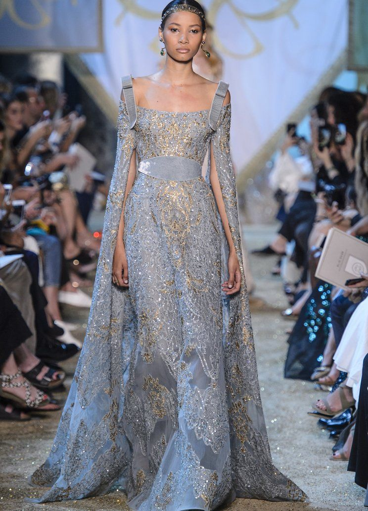 Photo of Elie Saab Haute Couture Herbst/Winter 2017/18