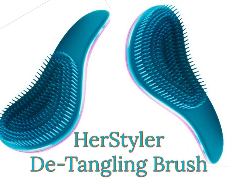 Mixed Chicks & HerStyler Detangling Brush Giveaway! Best