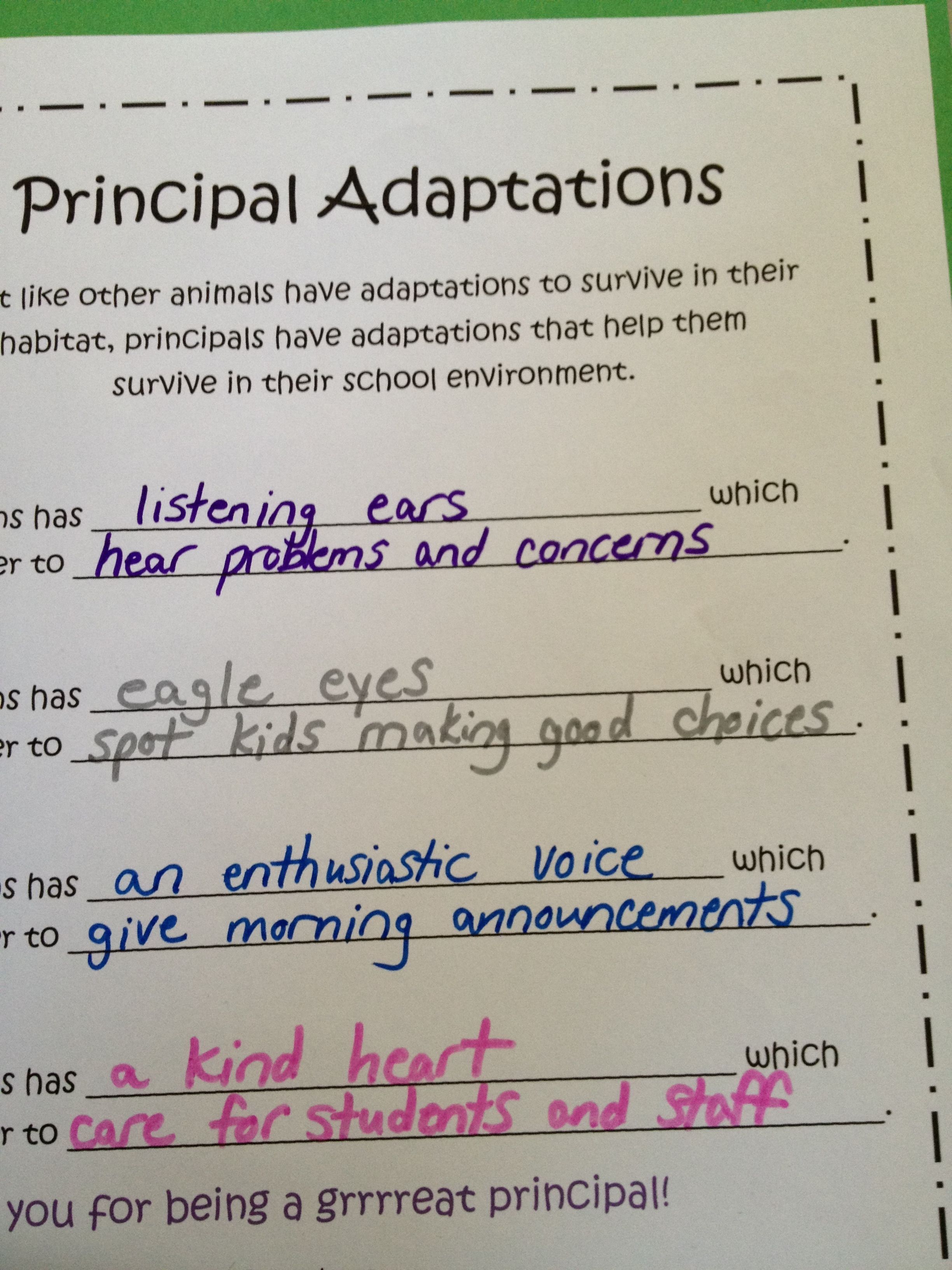 18+ Teacher appreciation letter from principal ideas in 2021