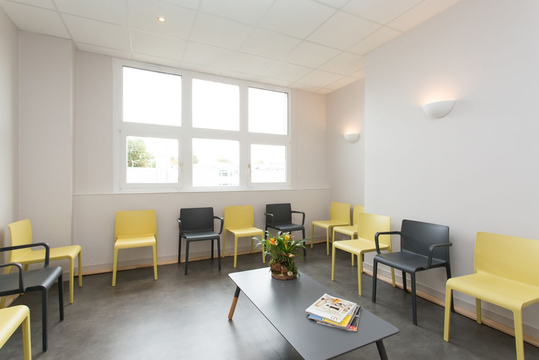 Architecture u cabinet médical par l agence degres à rennes