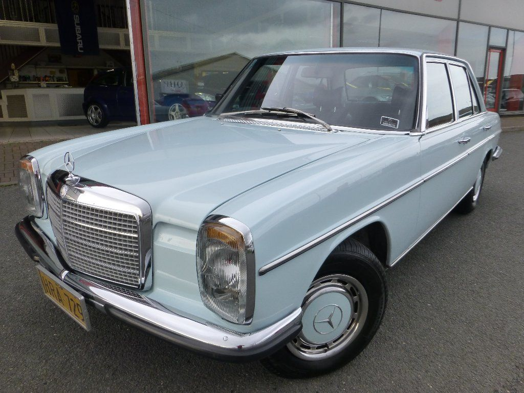 MERCEDES-BENZ 280 Saloon for sale in Chester | Auto Trader | Pale ...
