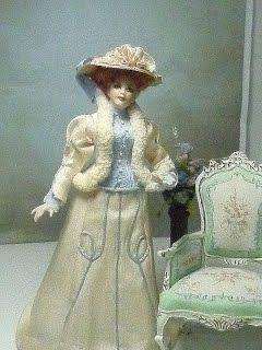 Angela, $325 - Viola's Dolls