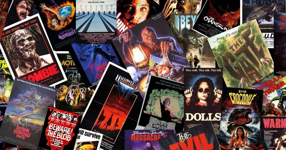 The Greatest 100 Horror Movies Of All Time. How Many Have