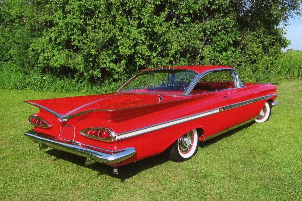 1959 chevrolet impala sport coupe chevrolet impala