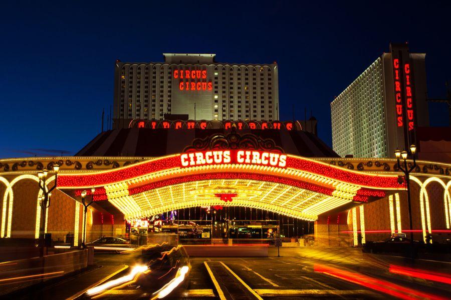 Circus circus circus circus hotel and casino las vegas