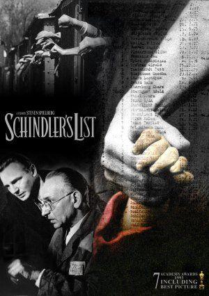 Schindlers List La Liste De Schindler Affiche Film Meilleurs Films