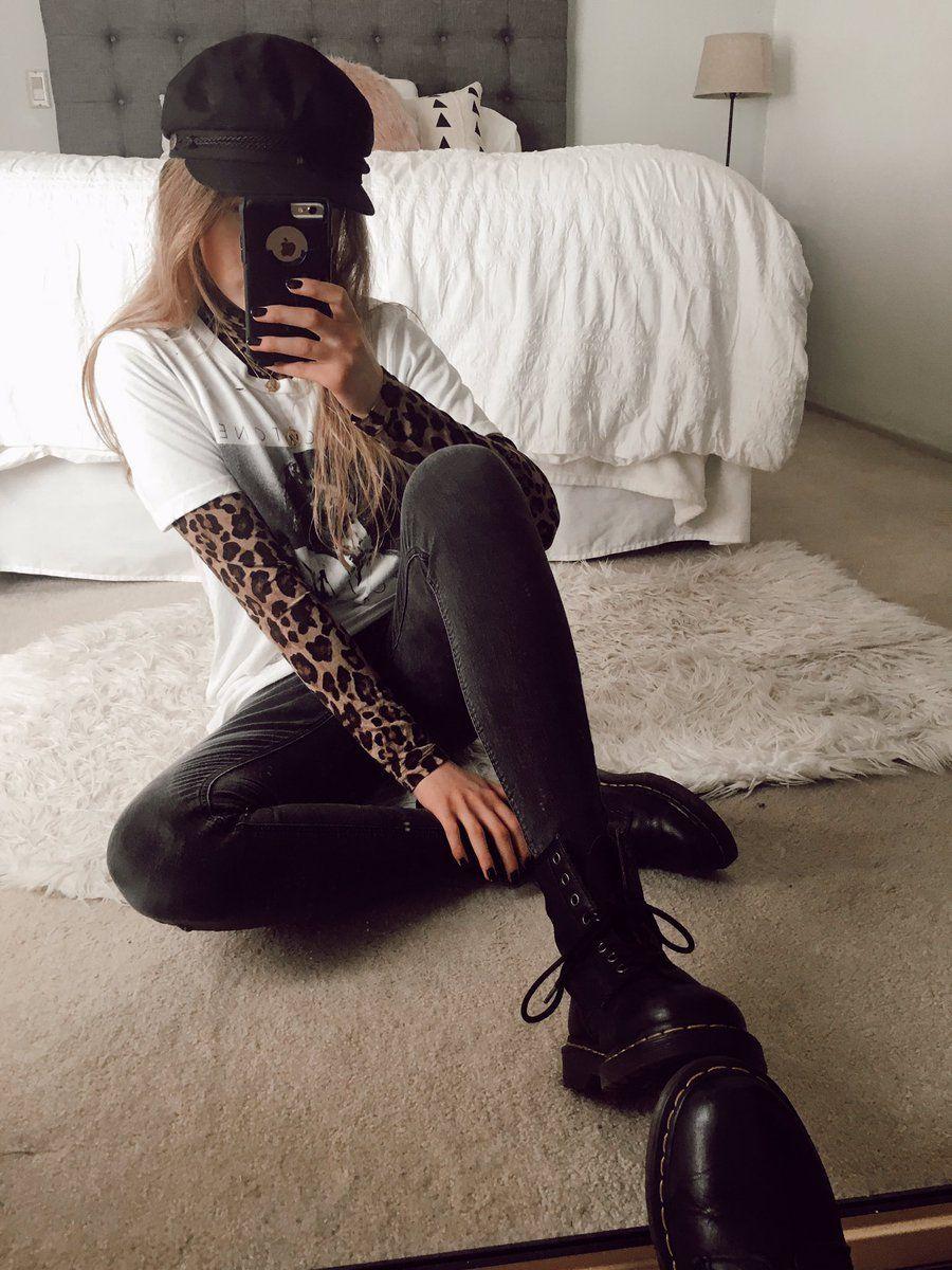 notsixela / edgy outfit, egirl, eboy, style inspo, twenty