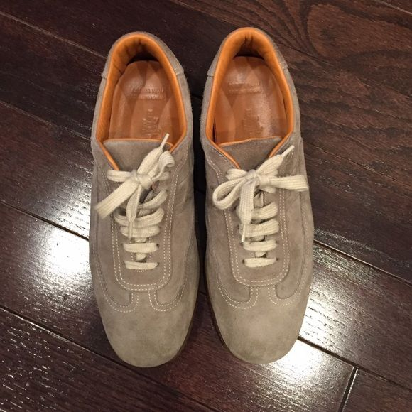 cheap buy authentic amazon cheap price Hermès Quick Suede Sneakers RlanvfiyKG