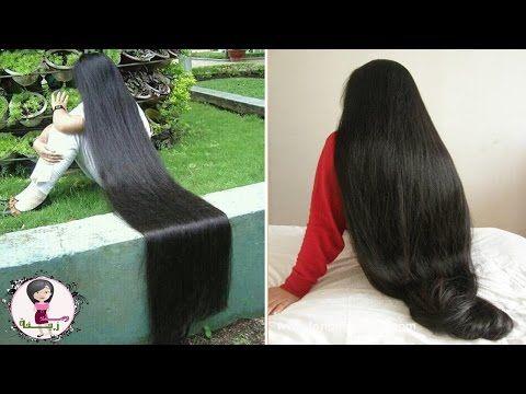 وصفة هندية عجيبة ل تطويل الشعر و تكثيفة بسرعة خيالية وصفة مجربة Youtube Astuce Cheveux Cheveux Astuces