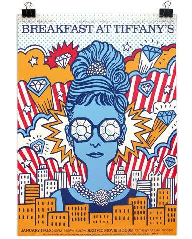Santi Pozzi - Breakfast at Tiffanys