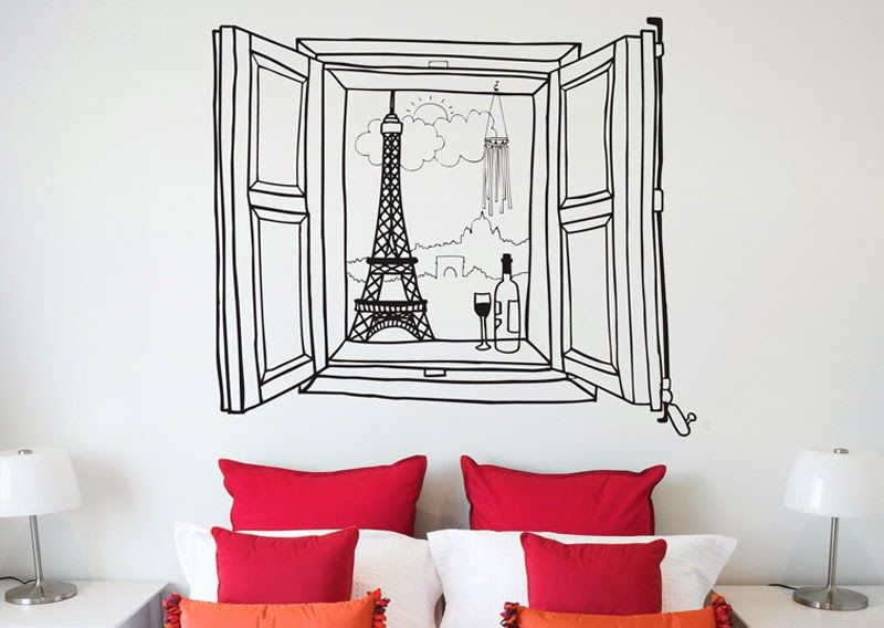 Maria victrix Creativas ideas de cmo dibujar tus paredes
