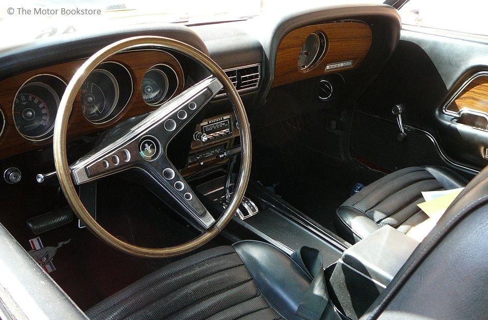1964 Mustang Wiring Diagrams Factory Manual Ford Motor Company Ford Mustang Mustang Ford
