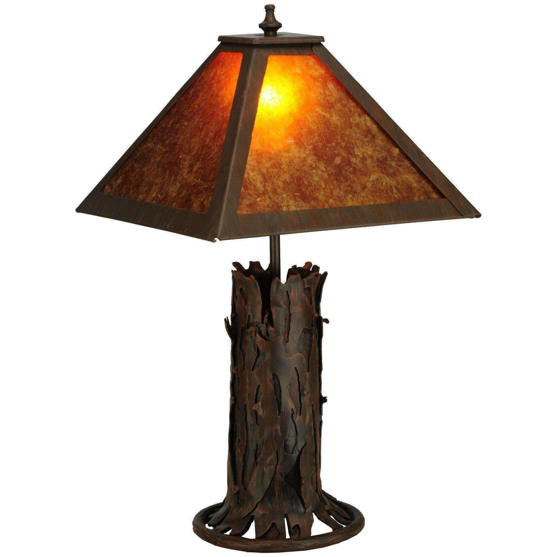 amazing Northwoods Lighting Fixtures Part - 9: 20 Inch H Northwoods Mission Prime Accent Lamp
