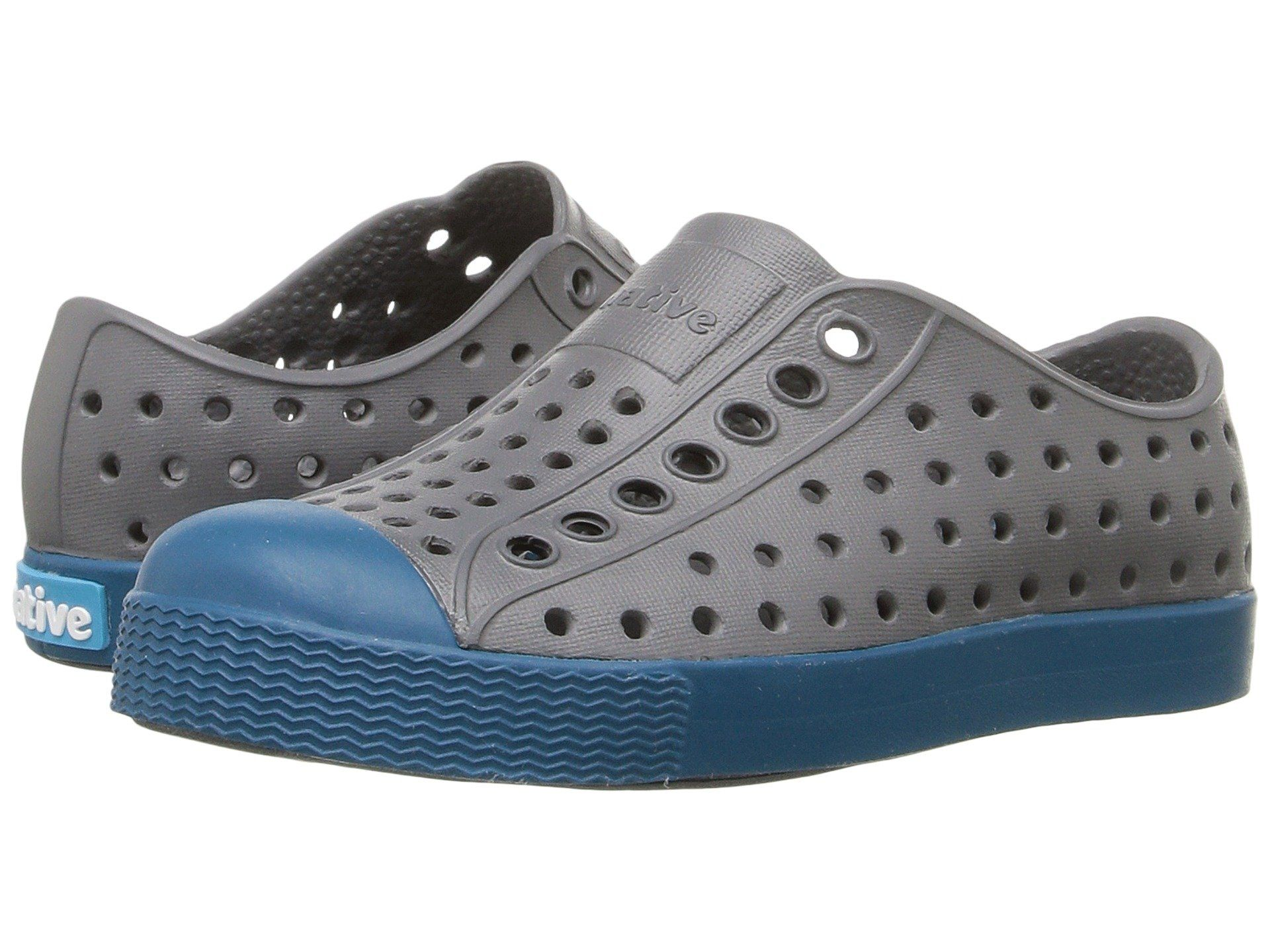 351aada8249a2 Native shoes Jefferson dublin grey/trench blue | Products | Shoes ...