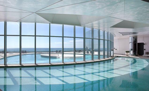 Photos 11 Amazing New Hotel Pools Indoor Outdoor Pool Hotel Pool Pool