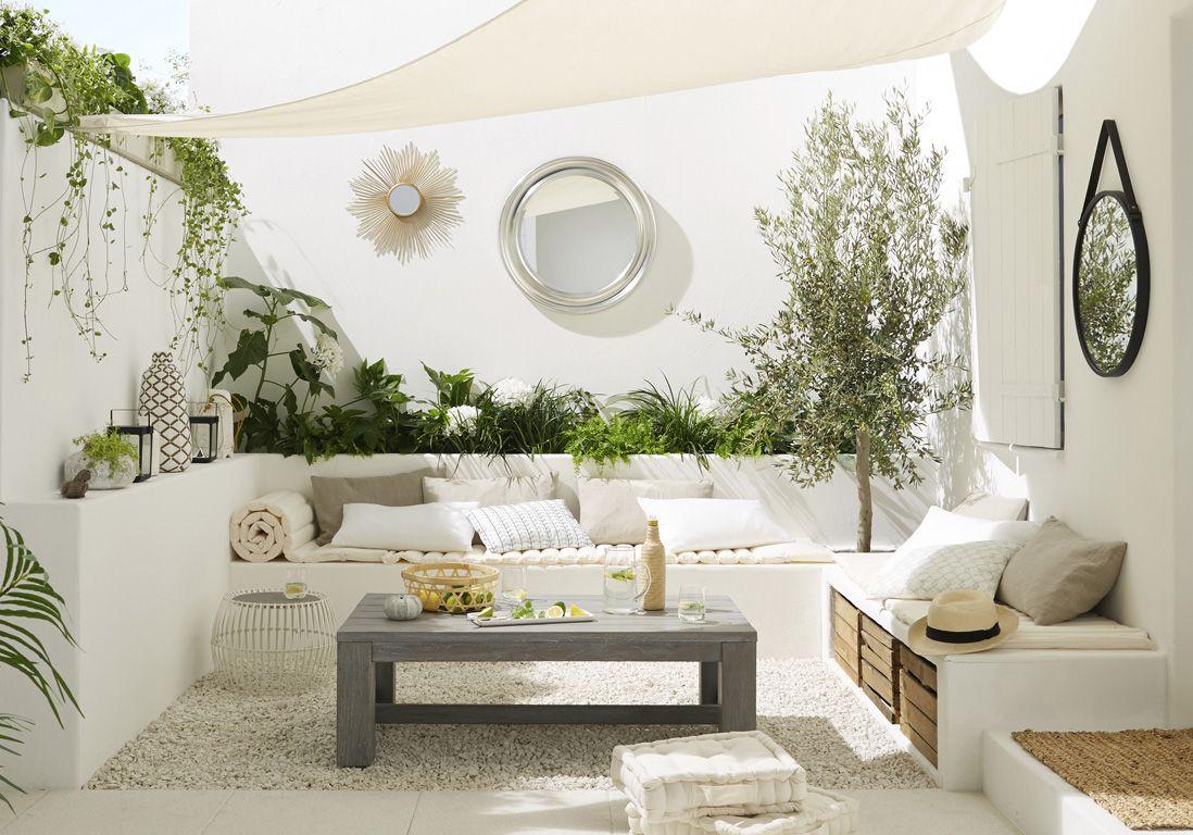 les 5 secrets d 39 une terrasse relook e petit prix deco terrasse les beaux jours et la cl. Black Bedroom Furniture Sets. Home Design Ideas