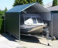 boat shelter canopy cover carport garage (With images ...