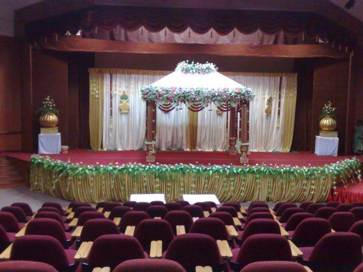 Bangalore Stage Decoration Design 343 Wedding Stage