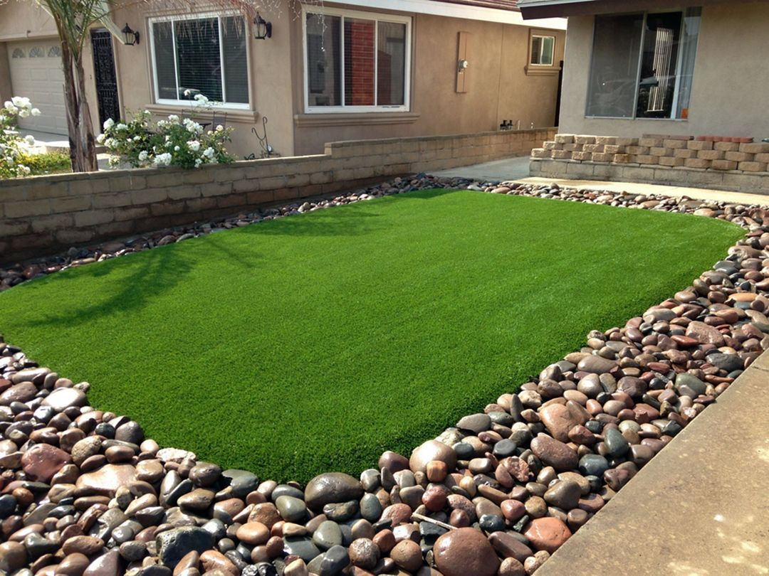 Marvelous 10 Fancy Garden Decorating Ideas With Grass And Stones Aside From Being A Place To Relax An Small Backyard Landscaping Desert Backyard Turf Backyard Backyard landscaping ideas with turf