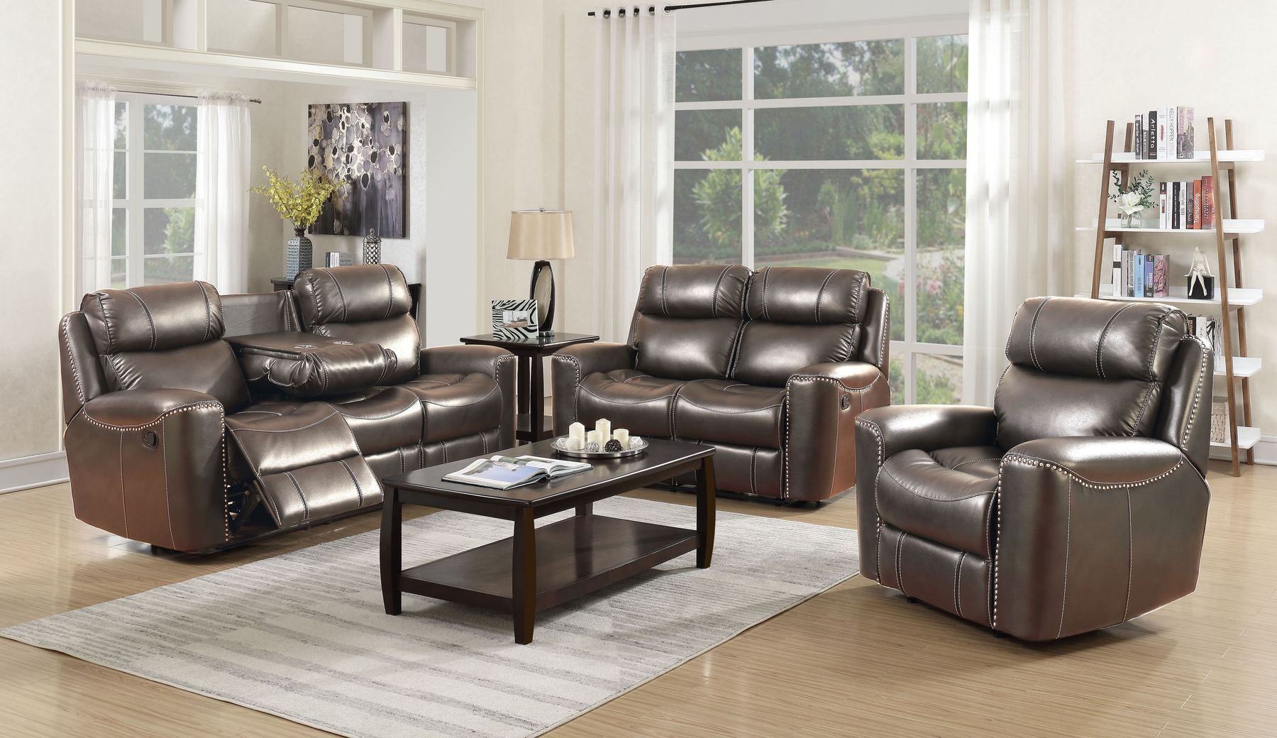 Russell Reclining Living Room Collection New Living Room Living