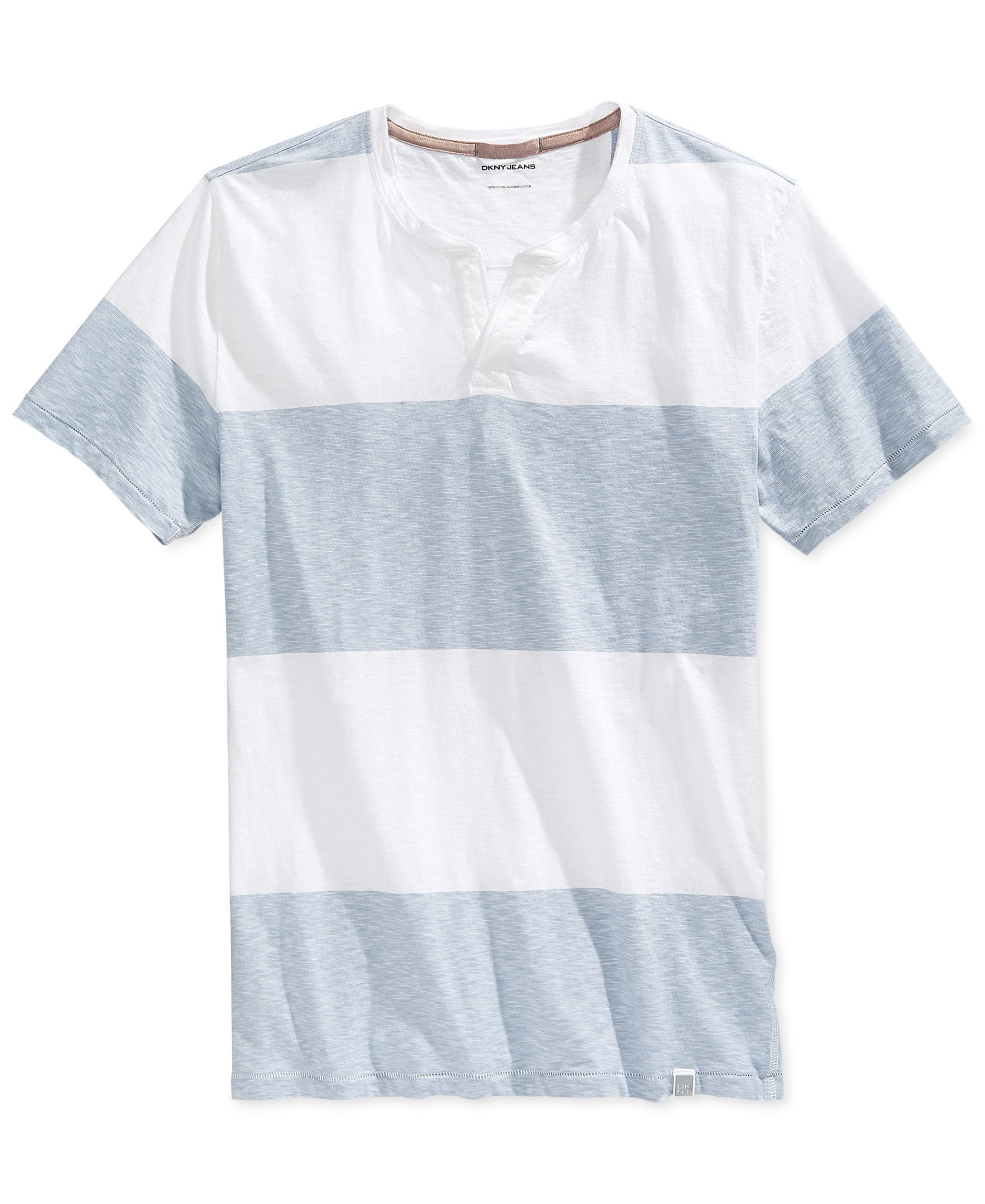 7af0d0a2 DKNY Jeans Striped T-Shirt | Products | Striped jeans, Shirts, Dkny ...