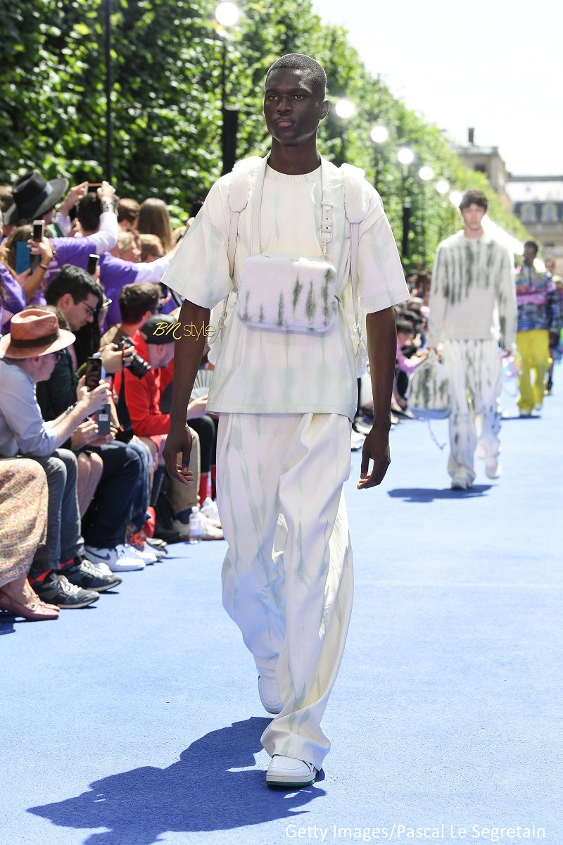 Virgil Abloh Debuted His First Louis Vuitton Collection ...