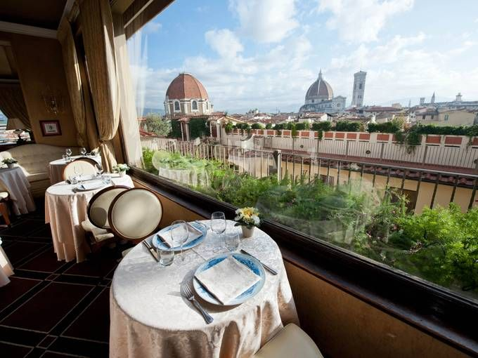 14 Hotel Restaurants With Views Worth Dining For