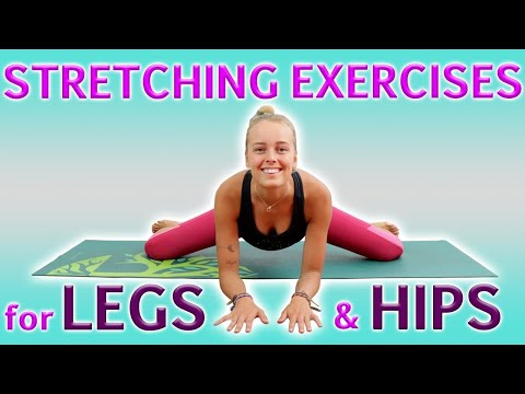 12 yoga exercises for leg weakness ⛹ stretching