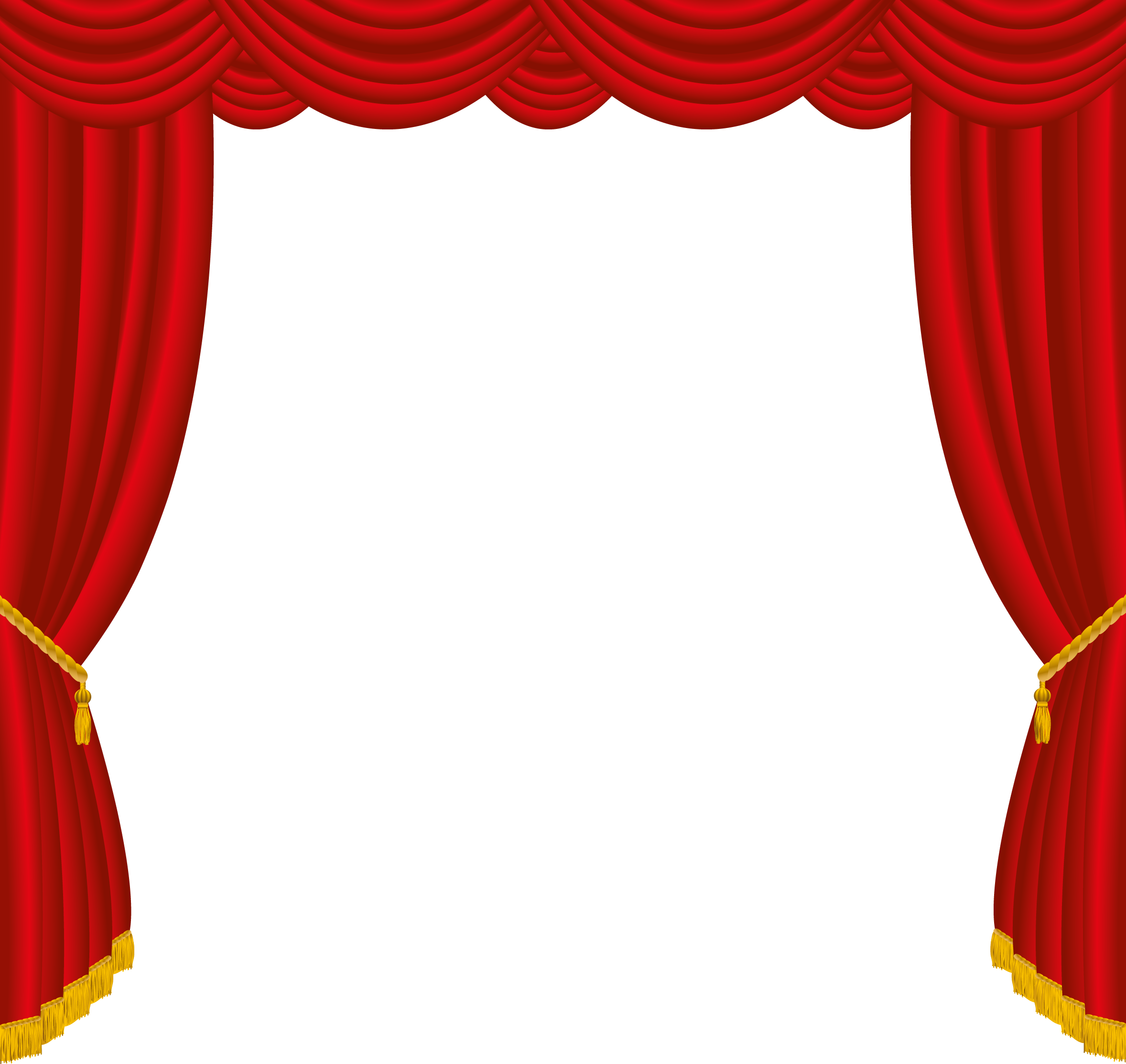 Curtains Png Image Curtain Decor Red Curtains Stage Curtains