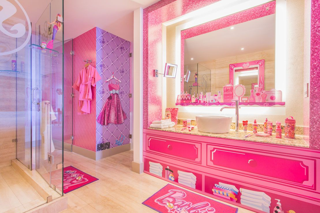 this is the barbie room at the hilton in panama city which will be rh pinterest com