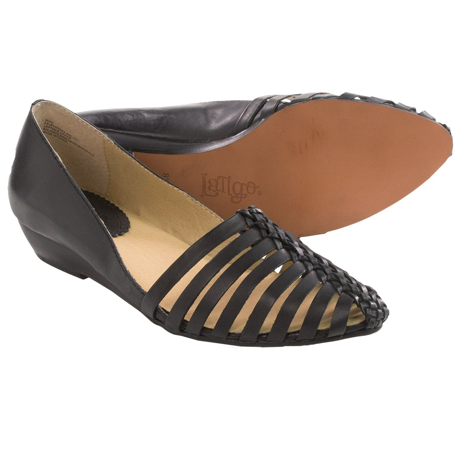 Latigo Who Shoes - Leather (For Women)