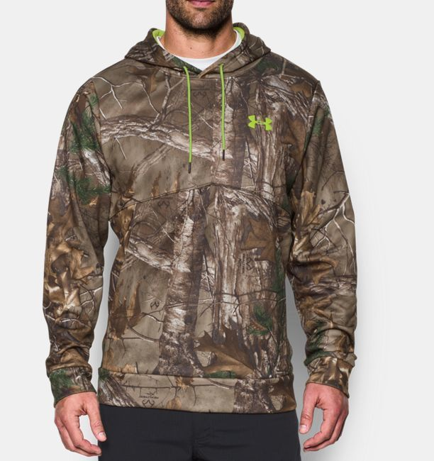 739a0dc7a94f2 Under Armour Men s UA Scent Control Camo Hoodie   Products ...