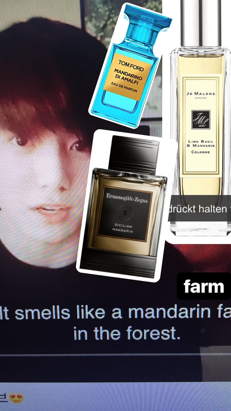 Jungkook's Skincare and Perfume Collection